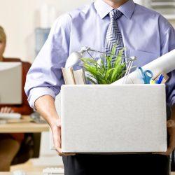 Что делать если уволили с работы?